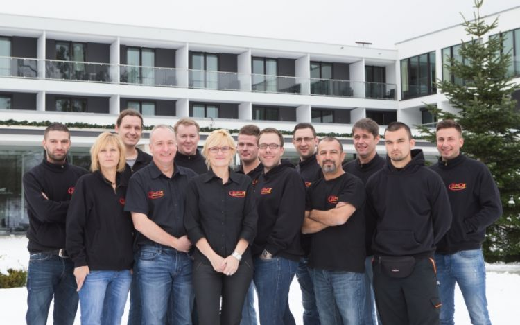 Elektriker Teamfoto Dahme Mark