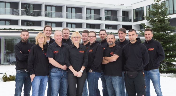 Rauchmelder Team Walldorf Baden